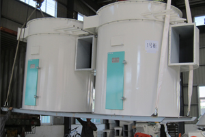 Shipment For 1tph Paprika Flour Line To India