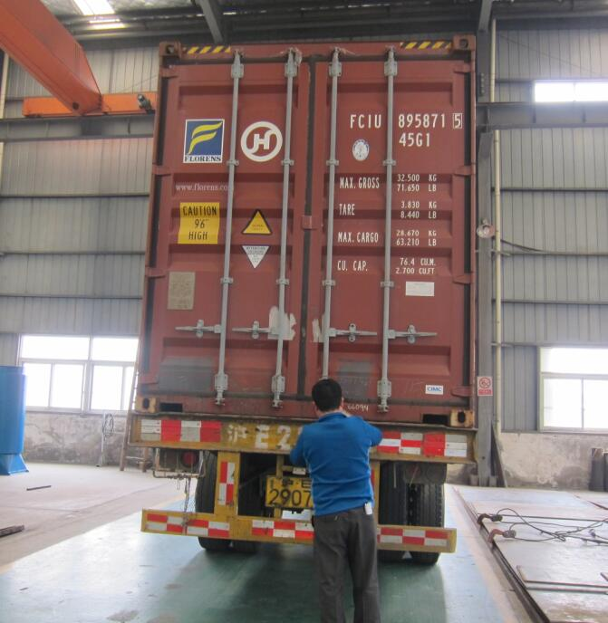 pellet machine shipped to India1