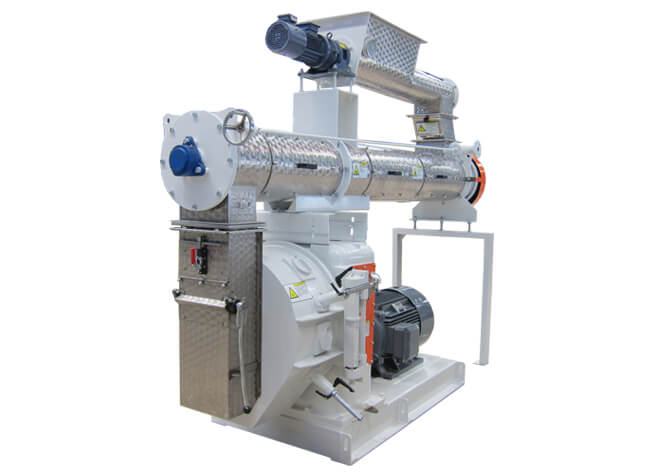Aqua Feed Granulator