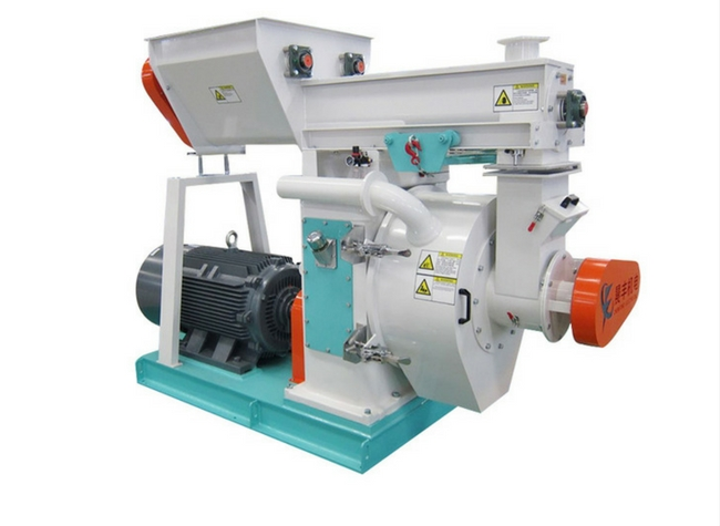 Cattle Feed Granulator
