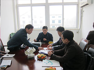 Korean Client Visit Our Company