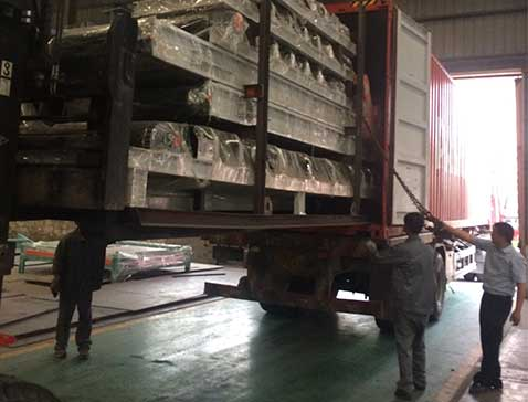 Feed Machine Export To Korea For 4th Time