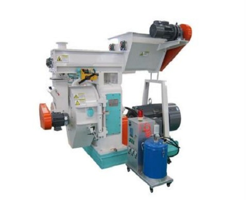 Wood pellet mill manufacturing process