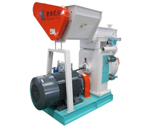 Why Does The Product Of Poultry Feed Granulator Not Form?